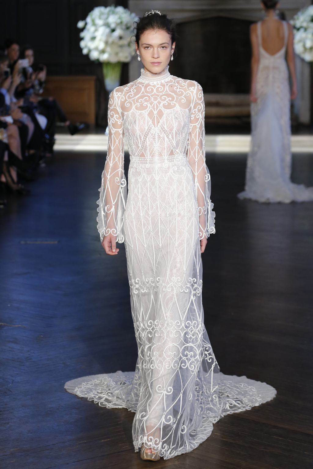 Alon Livne White Bridal Fall 2016