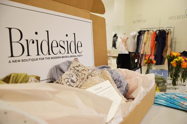 Brideside: A New Shopping Experience for Bridesmaids