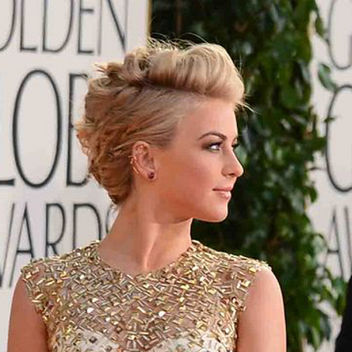 julianne-hough-updo-river-square-w352Julianne Hough Short Hair Updo