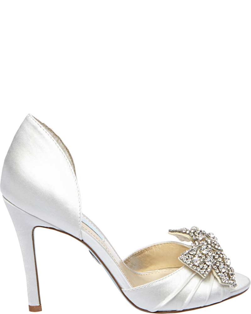 Betsey Johnson Debuts New Bridal Shoe Collection | Style To The Aisle Magazine | The Ultimate ...