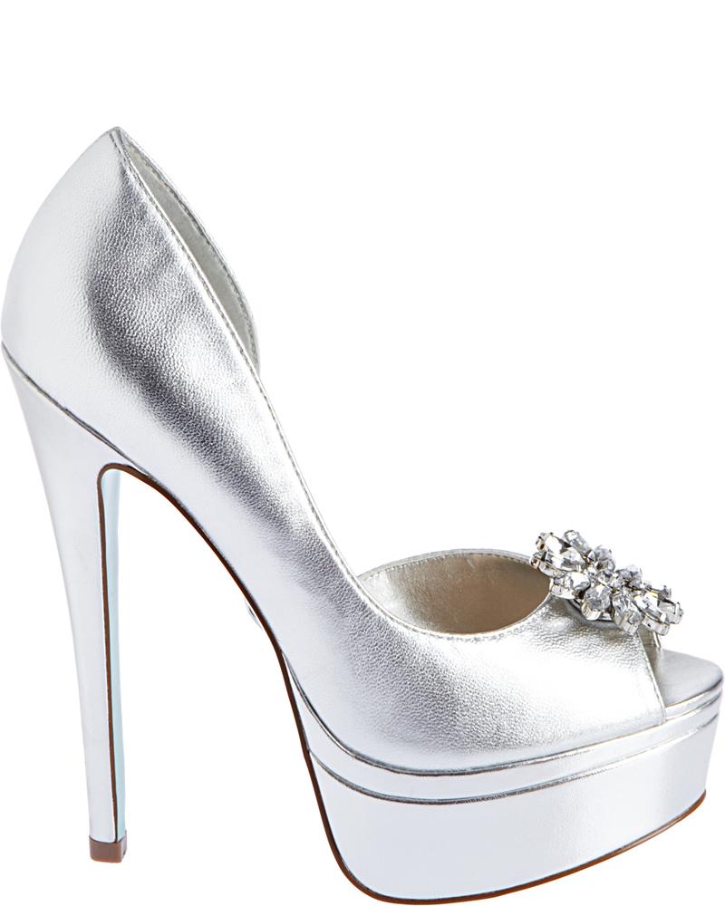 betsey johnson debuts new bridal shoe collection betsey johnson wedding shoes Betsey Johnson Debuts New Bridal Shoe Collection