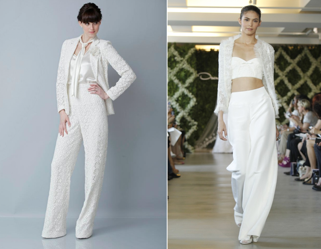 2013-wedding-dress-trends-bridal-pants-suit.original | Style to the ...