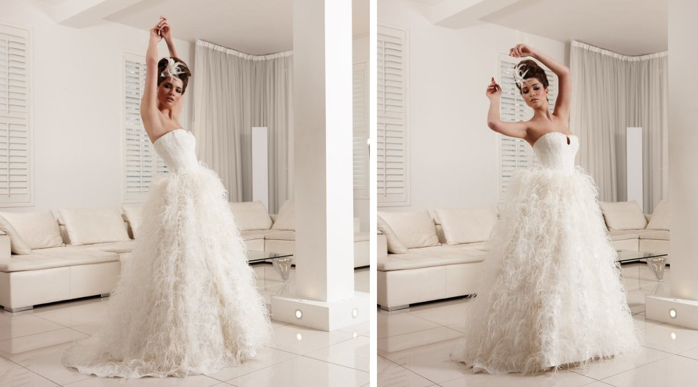 Anny Lin Bridal Spring 2014 Collection Style To The