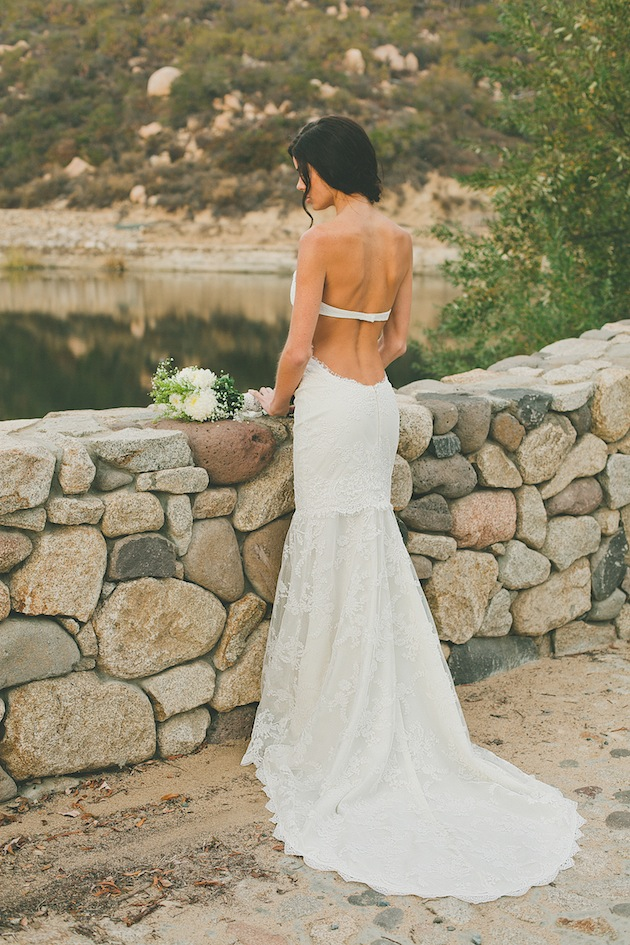 Backless Wedding Dresses: Katie May Bridal Collection | Style to the ...