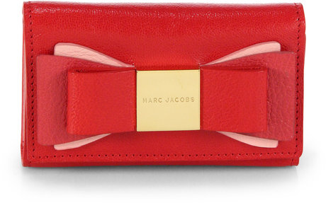 Editor's Hot Pick: Tri-Color Bow Key Holder by Marc Jacobs