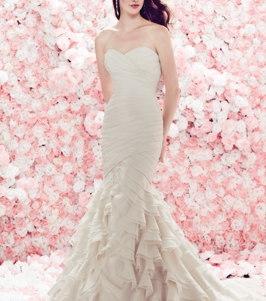 Mikaella Bridal Spring 2014 Collection – Style to the Aisle Magazine ...