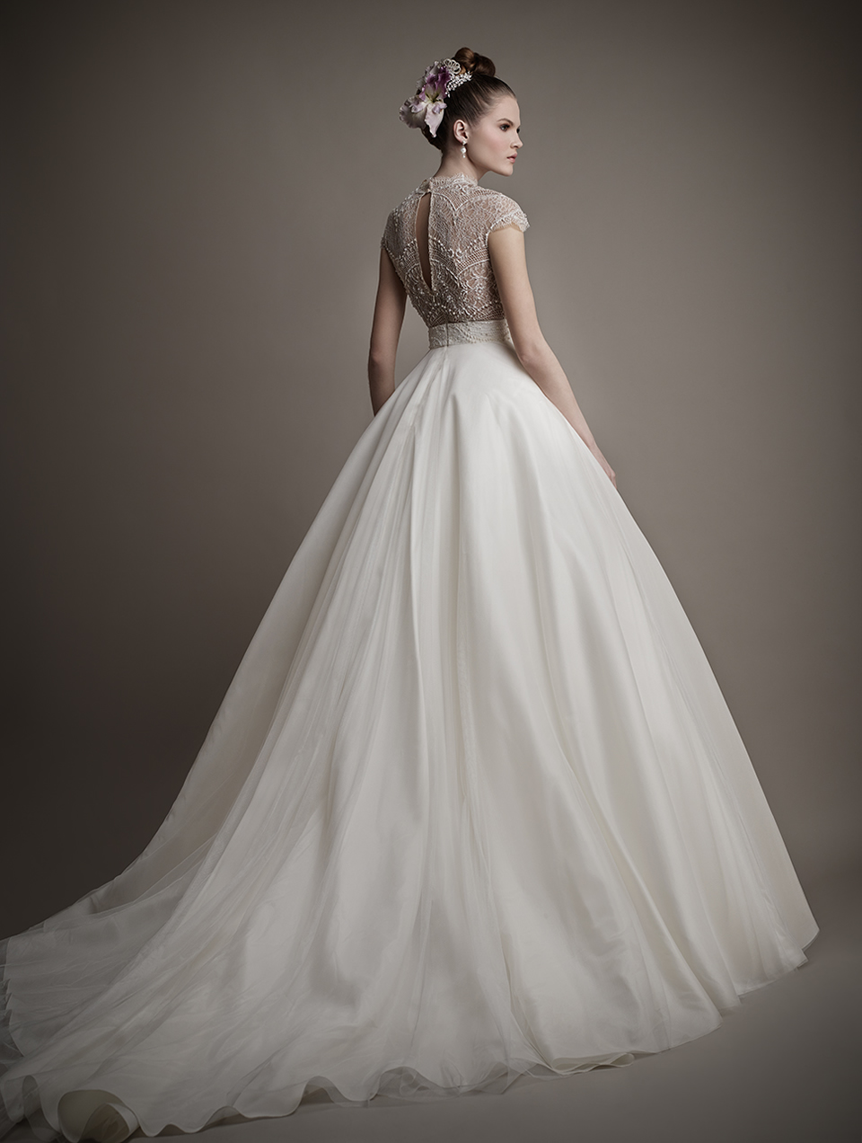 Ersa atelier 2015 bridal collection style to the aisle for Ersa atelier wedding dress