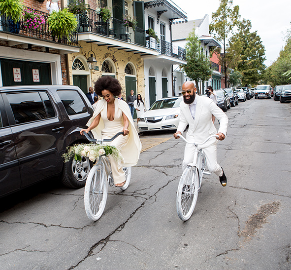"Solange Knowles Says 'I Do""…."