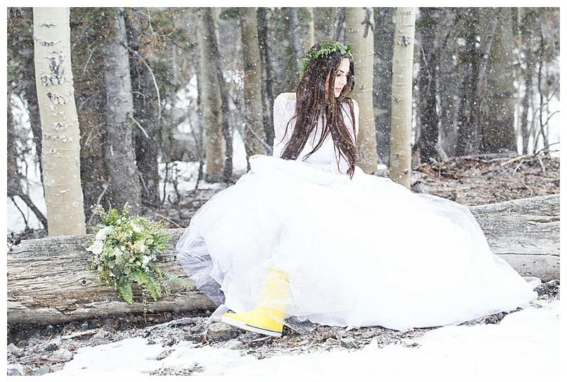 Winter Wedding Inspiration