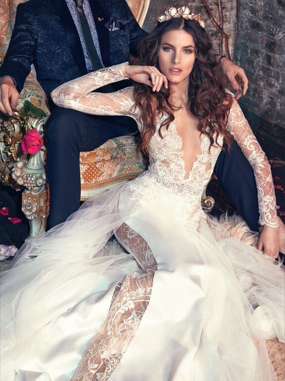 """Tiger Lily"" : Courtesy of Galia Lahav Couture"