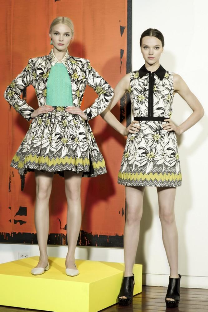 Fashion Friday: Alice + Olivia Resort 2016