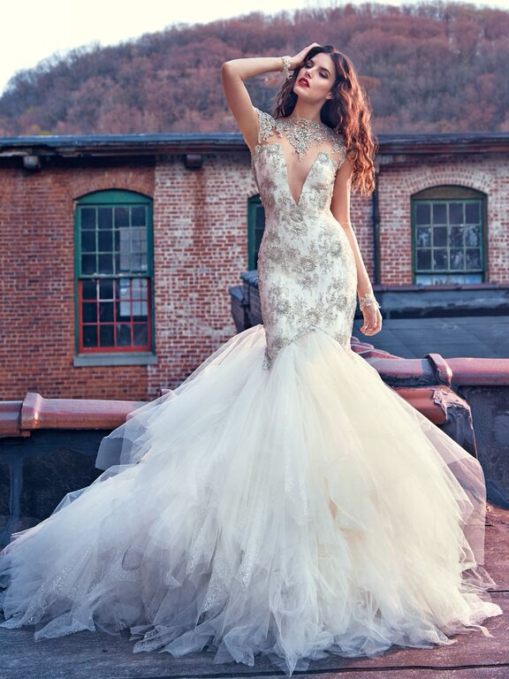 """Felicity"" Front: Courtesy of Galia Lahav Couture"