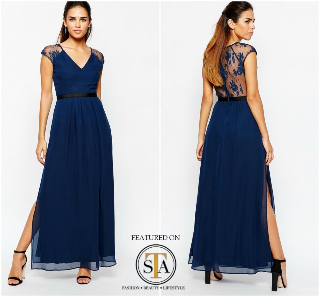 Bridesmaids Inspo   Elisa Ryan Maxi Dress