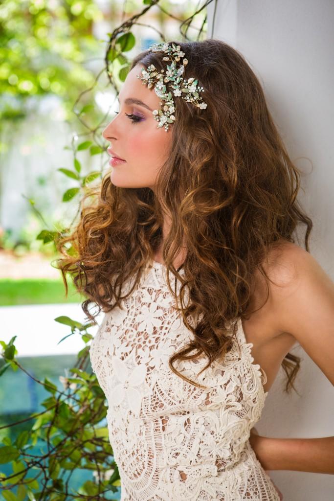 Bridal Beauty Inspo: Maria Elena Headpieces