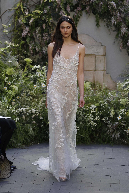 Monique Lhuillier Bridal Spring 2017 | Style to the Aisle Magazine ...