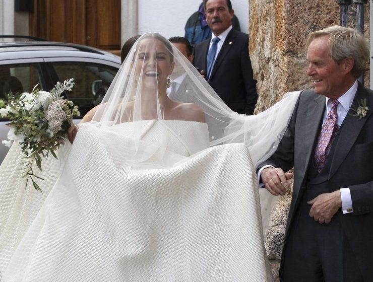 Lady Charlotte Wedding Dress Style To The Aisle Magazine The