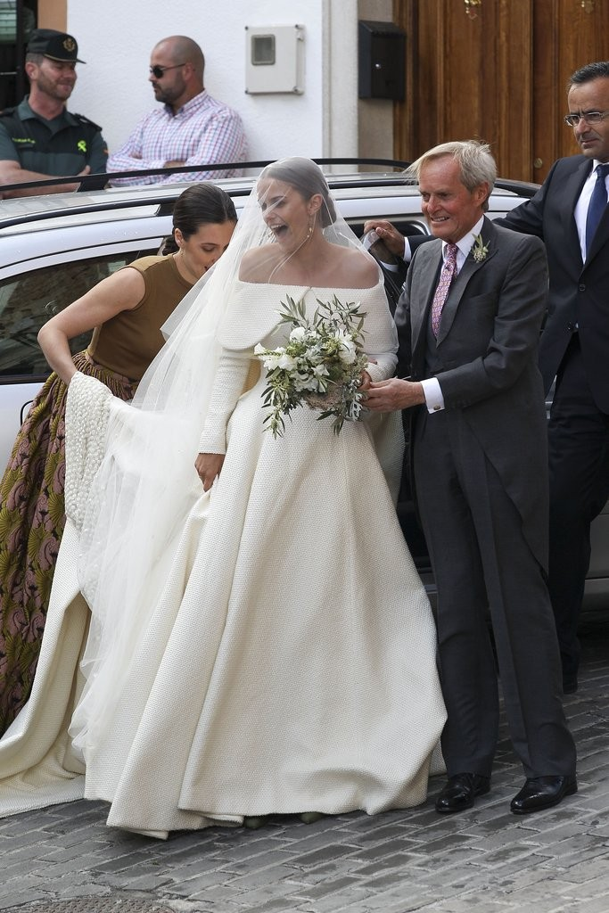 Lady-Charlotte-Wellesley-Wedding-Gown