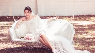 Vintage Boho Editorial Shoot at Casa Lantana