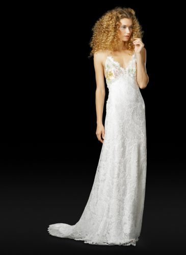 Elizabeth Fillmore Bridal Fall 2017