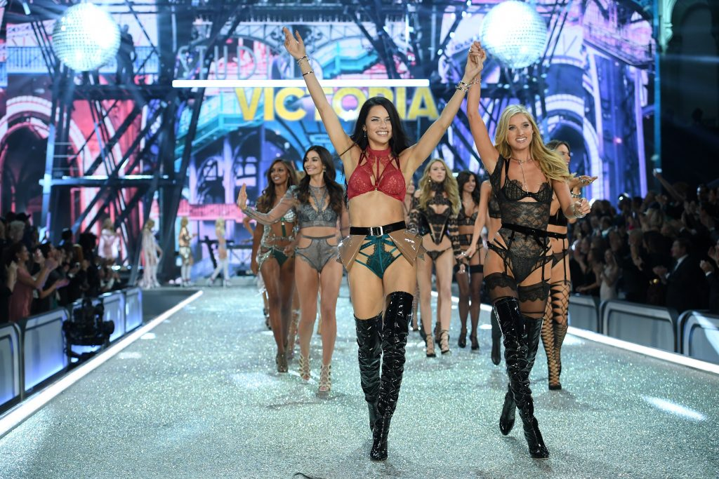 Top Looks from the Victoria's Secret Fashion Show