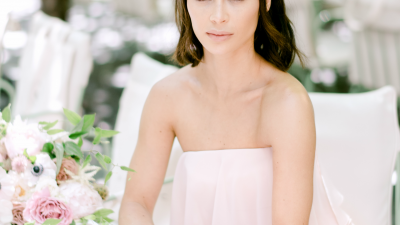 Introducing Cara' from Vow To Be Chic by Monique Lhuillier Bridesmaids