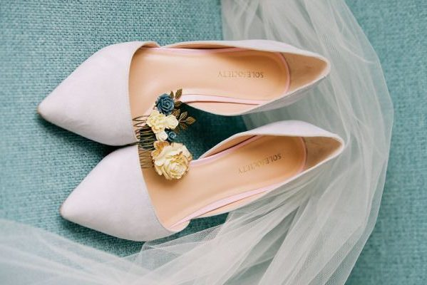Shoesday Tuesday: 18 Oh-So Stylish Comfortable Wedding Shoes for Your Big Day