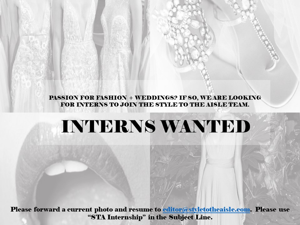 Expanding Our Team – Fall/Winter Editorial Interns Wanted