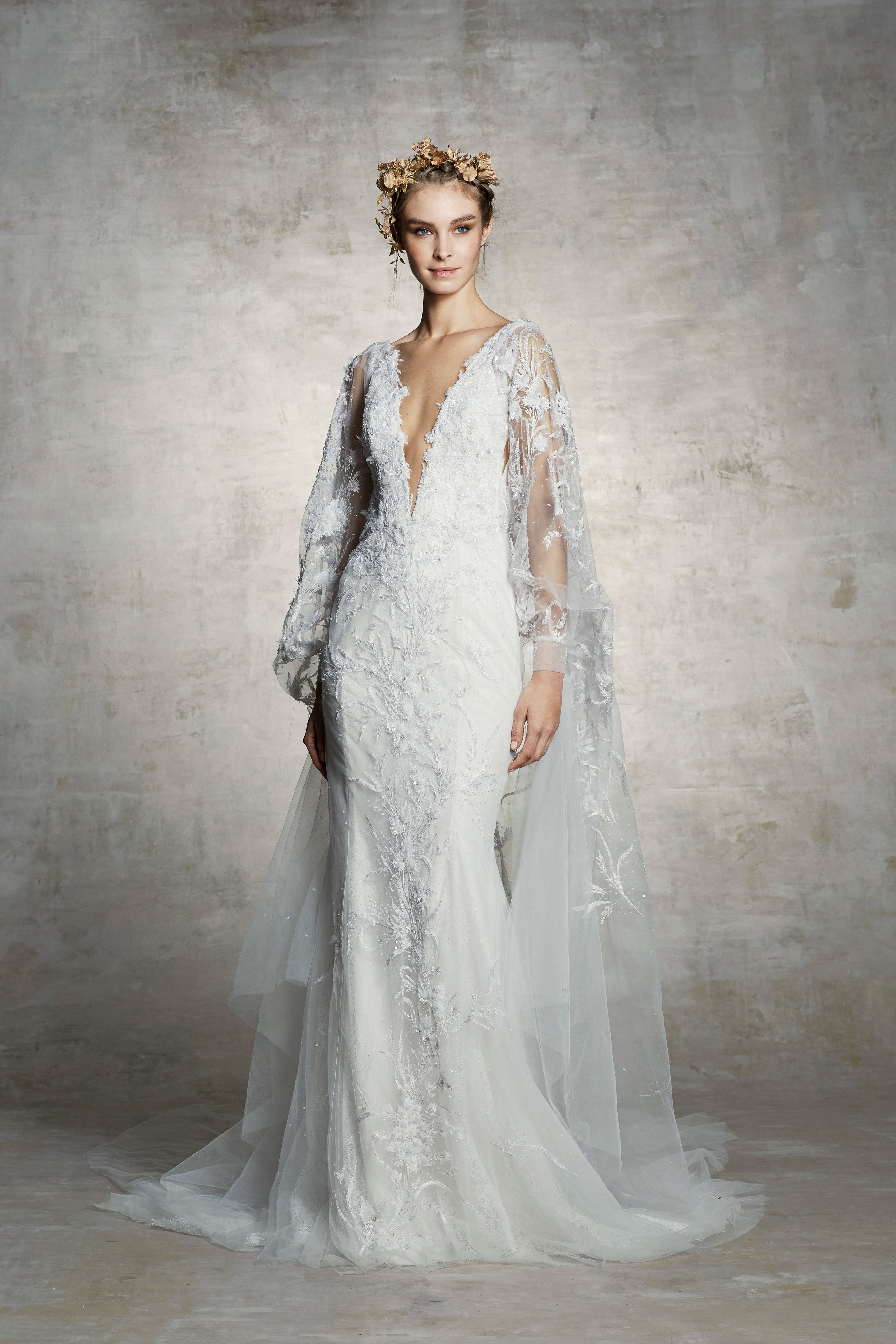 37 Best Wedding Gowns From Bridal Fashion Week 2019 Style To The